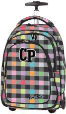 4dcd4c1d2a5ba Patio CoolPack Target Plecak Szkolny Na Kółkach 36L Pastel Check 80002CP