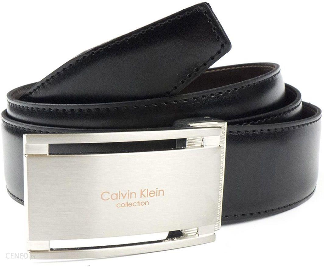 6be0fac0f8466 Pasek męski skórzany Calvin Klein B44 - Ceny i opinie - Ceneo.pl