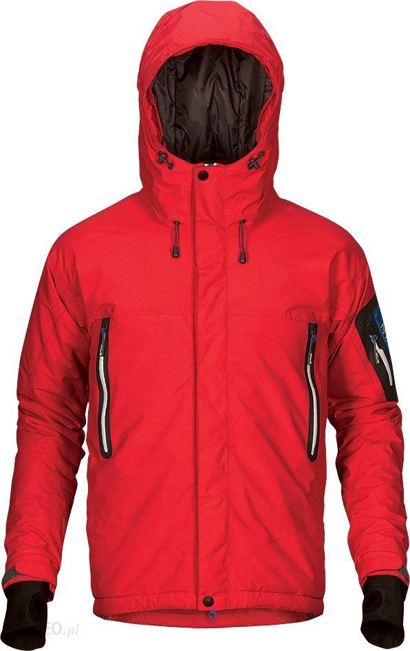 4e800446efd81 Techniczna kurtka zimowa BRUX red Milo M - Ceny i opinie - Ceneo.pl
