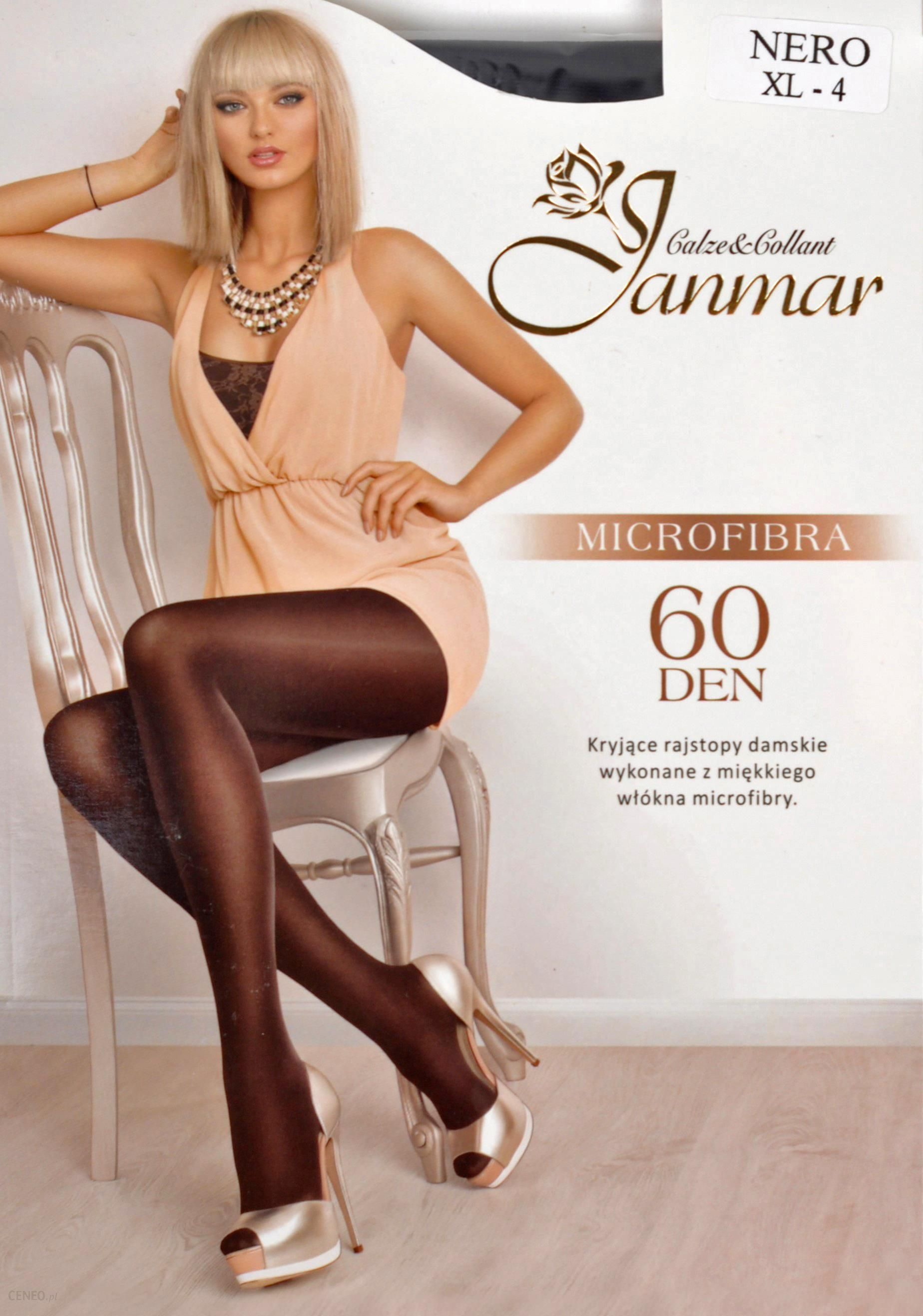 d503dc6914454 Rajstopy Mikrofibra 60 den Janmar - Ceny i opinie - Ceneo.pl