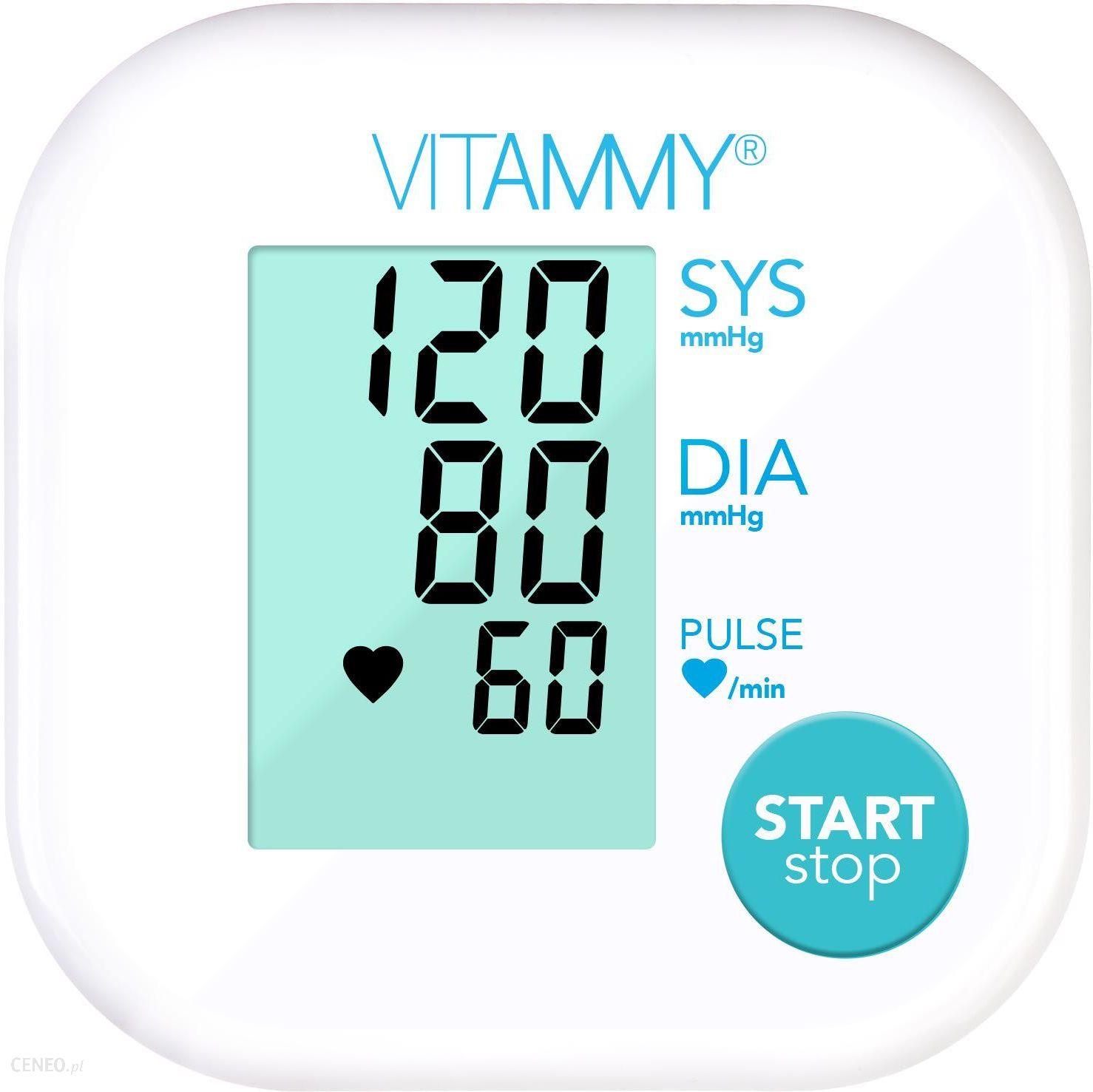 Vitammy Beat White automatyczny naramienny