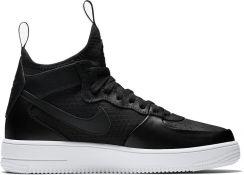 Buty Nike Air Force 1 Ultra Force Mid czarne 864014 001