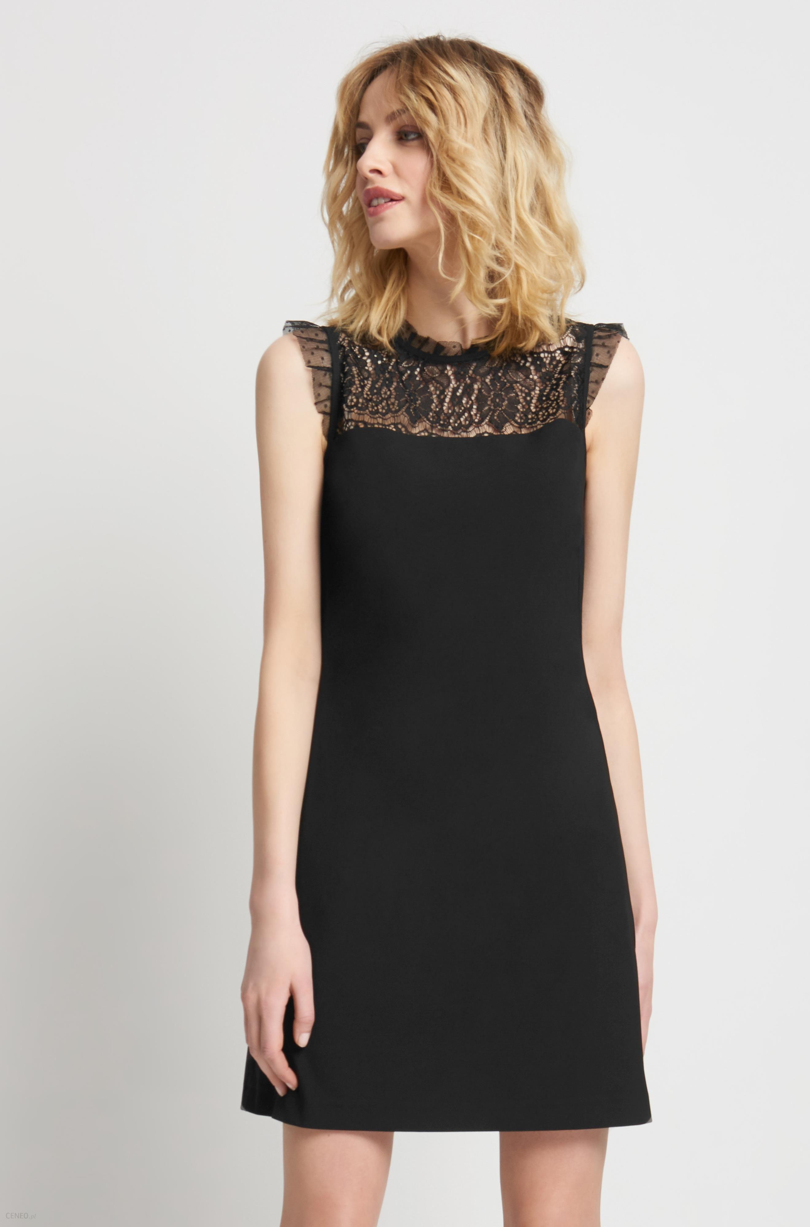 ca89b484bf Orsay Trapezowa sukienka z koronką - Ceny i opinie - Ceneo.pl