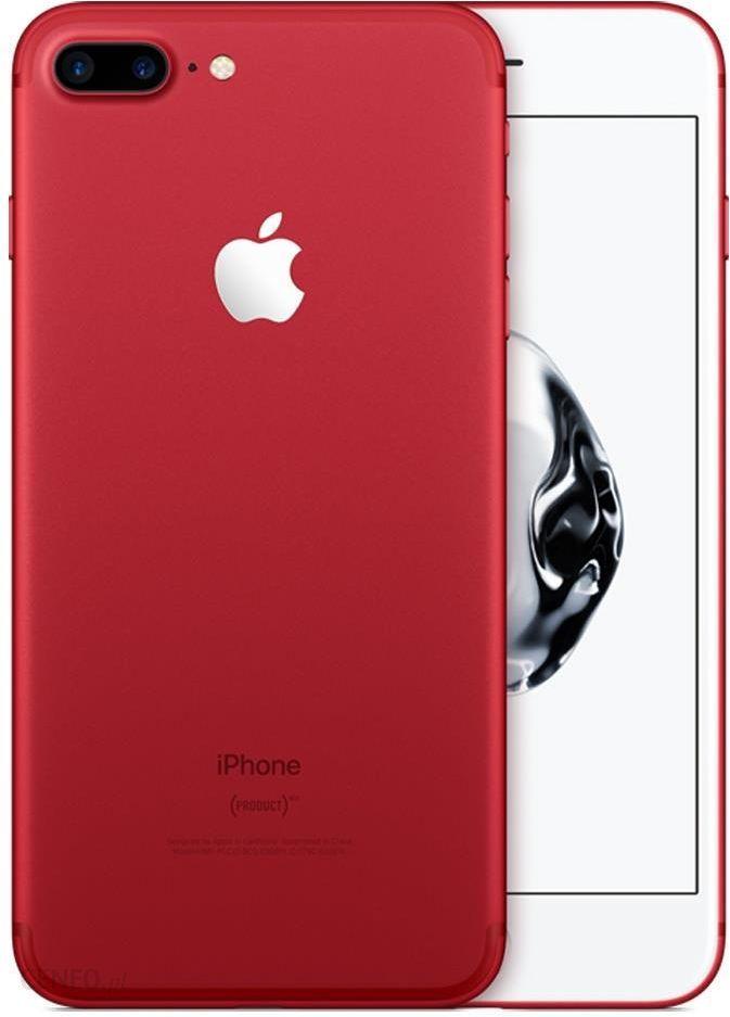Apple iPhone 7 Plus 128GB Special Edition Czerwony