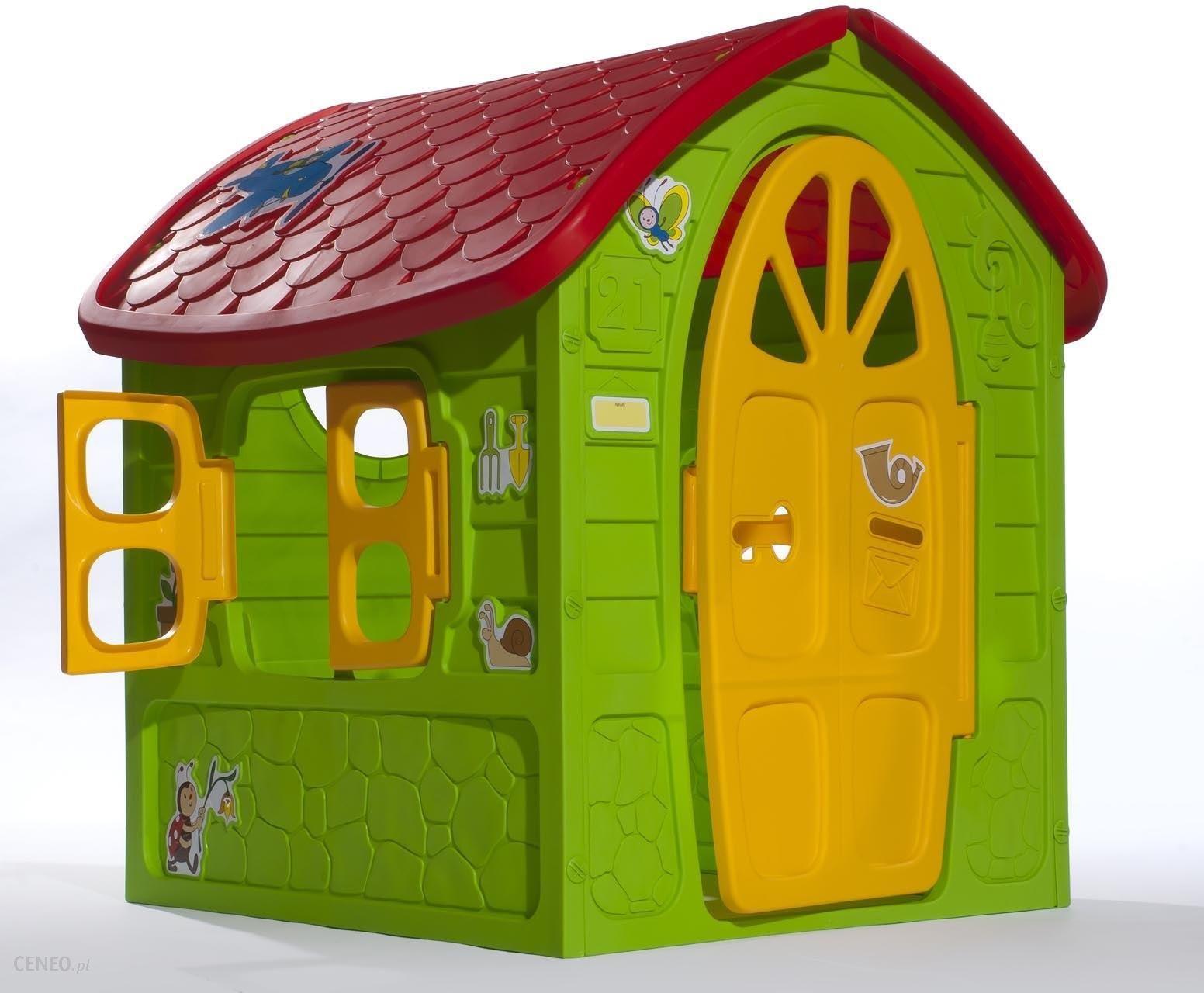 3toysm Duzy Domek Ogrodowy Dla Dzieci L5075 Ceny I Opinie Ceneo Pl