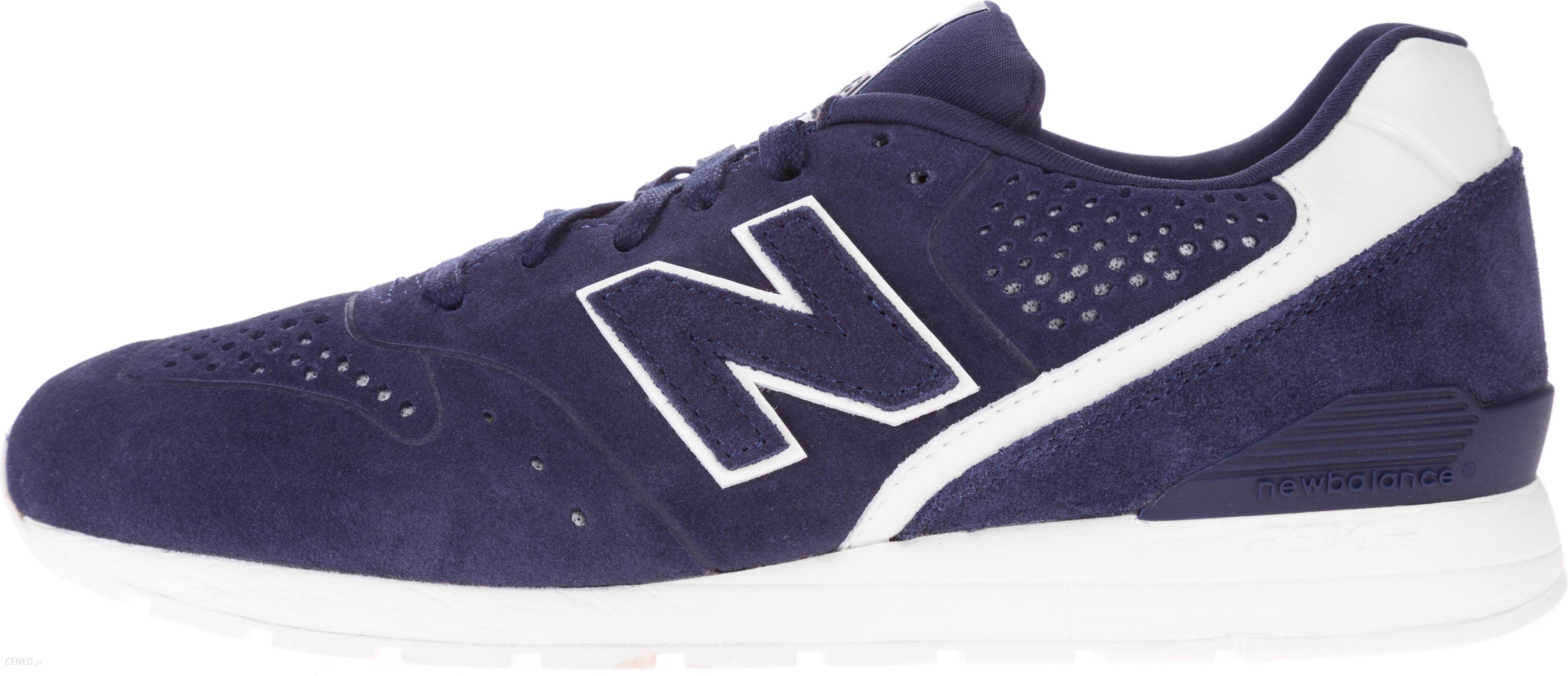 aa0703c15b81d New Balance 996 Tenisówki Niebieski 40,5 - Ceny i opinie - Ceneo.pl