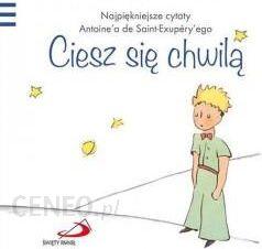 Książka Mały Książę Ciesz Się Chwilą Ceny I Opinie Ceneopl
