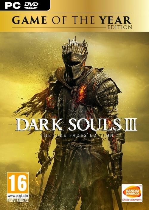 Dark Souls Iii The Fire Fades Edition Goty Gra Pc Ceneo Pl