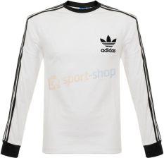 Bluza Originals CLFN LS Tee Adidas (biała)