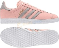 BUTY ADIDAS GAZELLE B41517 : Buty Adidas Damska rozmiarówka UK 5.5 ~ EU 38 23, Kolor Różowy