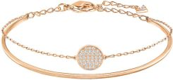 Swarovski Bransoletka Ginger Bangle White 5274892