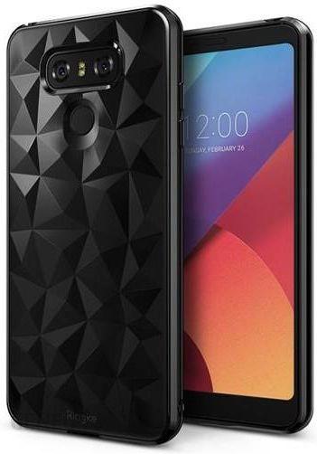 Ringke Silikonowe Etui Prism Air Lg G6 Czarny Na Ty Tworzywo For Iphone 7 Plus Ink Black Sztuczne 31007