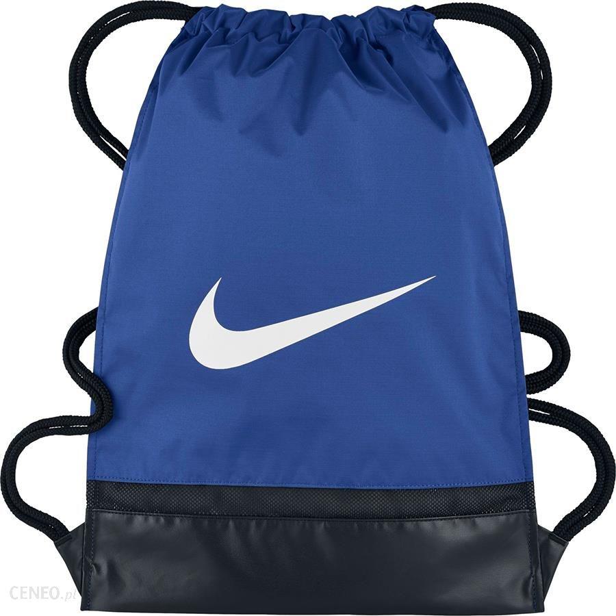 sprzedaż online cienie specjalne wyprzedaże Worek Nike Brasilia BA5338 480