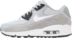 Nike Sportswear AIR MAX 90 Tenisówki i Trampki wolf greyblackwhite