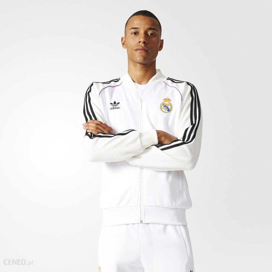 Bluza adidas Originals Real Madrid TT BQ3226 rozm. L Ceny