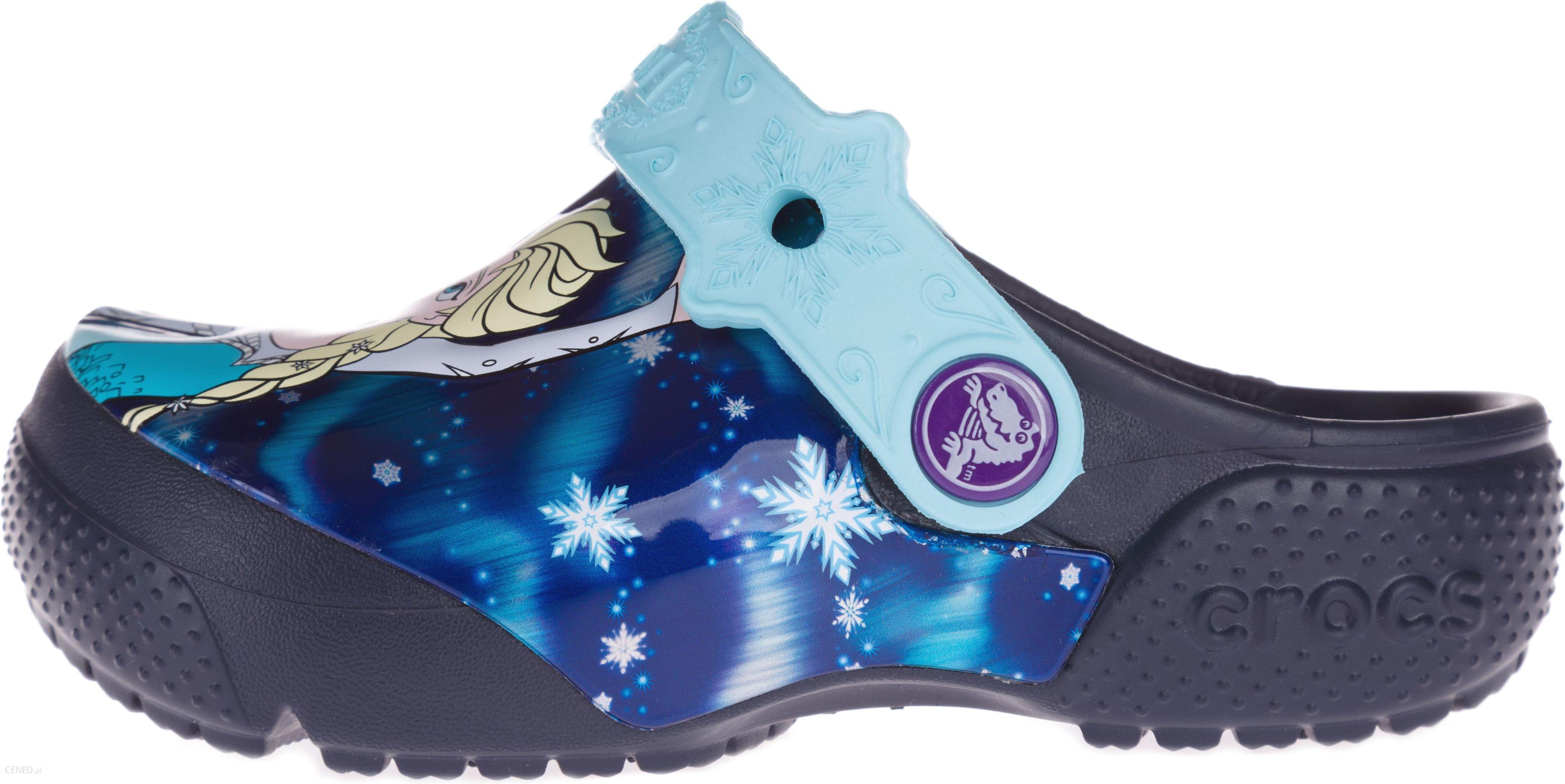 d9cb526fbeb56 Crocs Crocs Fun Lab Frozen™ Crocs Kids Niebieski 27-28 - Ceny i ...