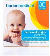 Horienmedical Test owulacyjny paskowy GT-003 30 szt.