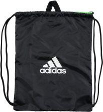 995ab06c7adbf Adidas Performance ACE Torba sportowa black green white - Ceny i ...
