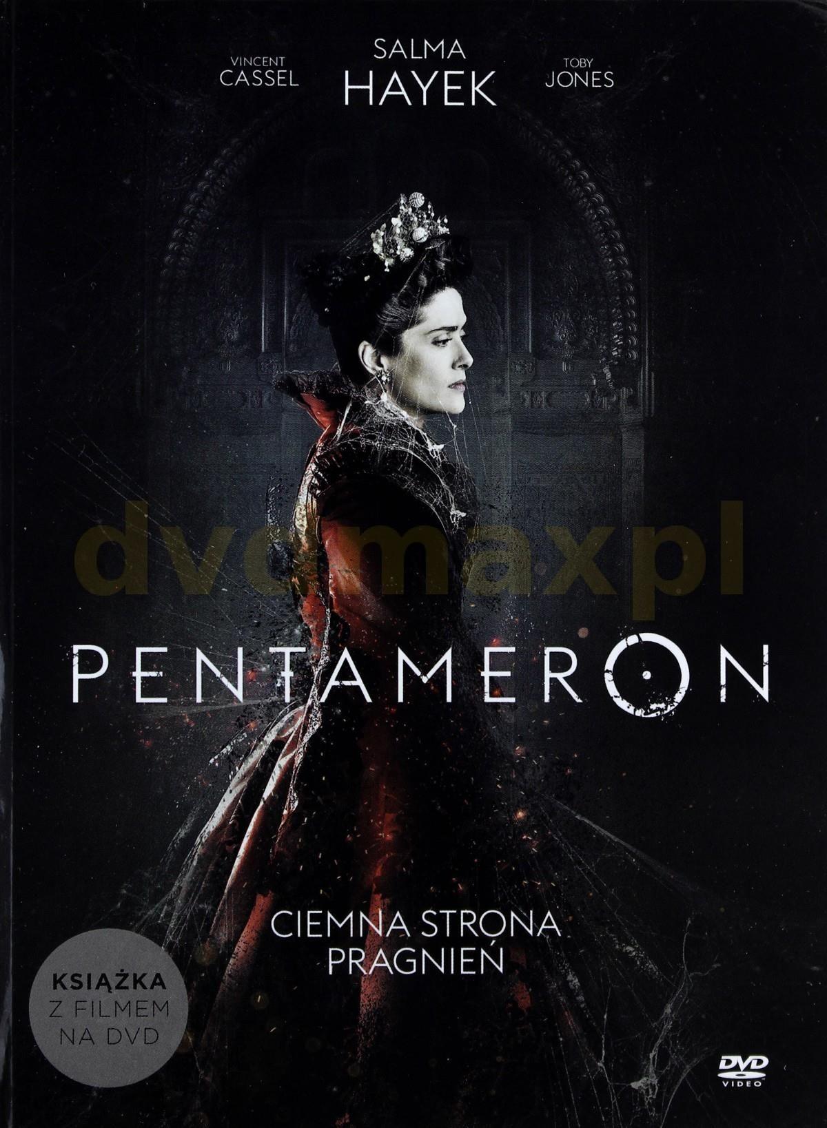 4f9c27064428fb Film DVD Pentameron (booklet) [DVD] - Ceny i opinie - Ceneo.pl
