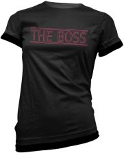 Women's The Boss T-Shirt - Black - M
