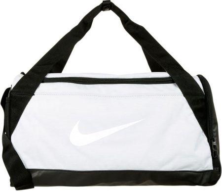 a1562dbde9e4e Nike Performance BRASILIA Torba sportowa pure platinum black white Allegro