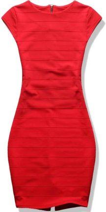 bd686458fe Ilse Jacobsen EMMA Sukienka z dżerseju hot pink - Ceny i opinie ...