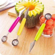 Creative Fruit Carving Knife Watermelon Baller - Aliexpress