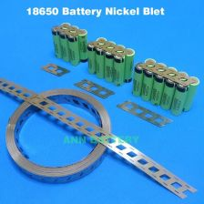 18650 battery pure nickel strip LiFePo4 - Aliexpress - zdjęcie 1
