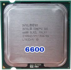 Original INTEL Core 2 Duo E6600 - Aliexpress - zdjęcie 1