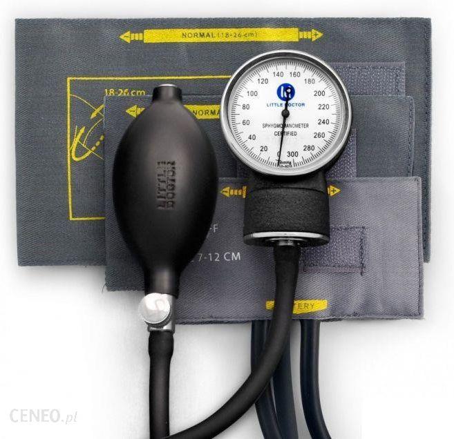 Little Doctor LD‐80 Ciśnieniomierz mechaniczny + 3 mankiety dla dzieci