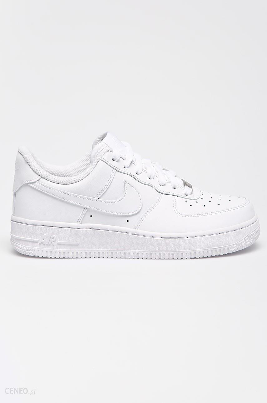 Nike Sportswear Buty Air Force 1 07 Buty sportowe damskie białe w