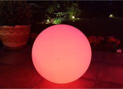 Bel Giardino Oświetlenie Led Rgb Lampy Ogrodowe W Kształcie Kuli 25cm Ntb25