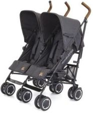 Koelstra Buggy Simba Twin T4 Denim Black Spacerowy