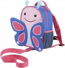00097236af88e Skip Hop Plecak Baby Zoo Motyl Ze Smyczą Bezpieczeństwa 212202