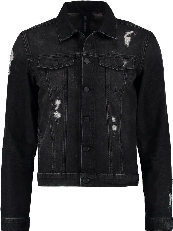 Brooklyn's Own by Rocawear Kurtka jeansowa black denim