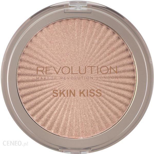 Makeup Revolution Skin Kiss Rozświetlacz Peach Kiss 1 szt.