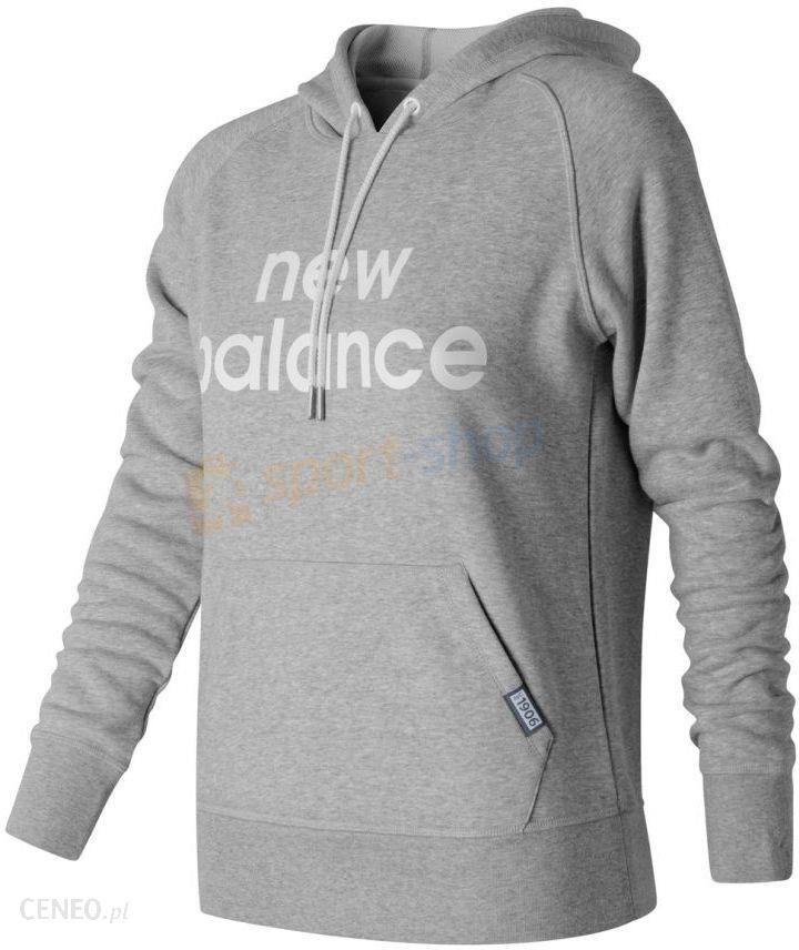 new balance bluza czarna