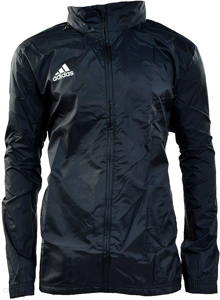 adidas Core 18 Rain Jacket Black | CE9048 SportowySklep.pl