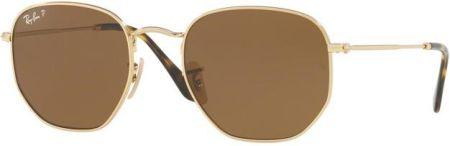 61d4fbdf8e4dc Okulary przeciwsłoneczne męskie Ray-Ban Hexagonal Flat Lenses ...