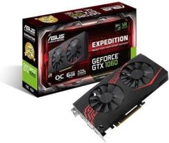 ASUS GeForce GTX 1060 Expedition OC 6GB (EXGTX1060O6G)