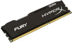 HyperX Fury Black 16GB DDR4 2666MHz CL16 czarna (HX426C16FB/16)