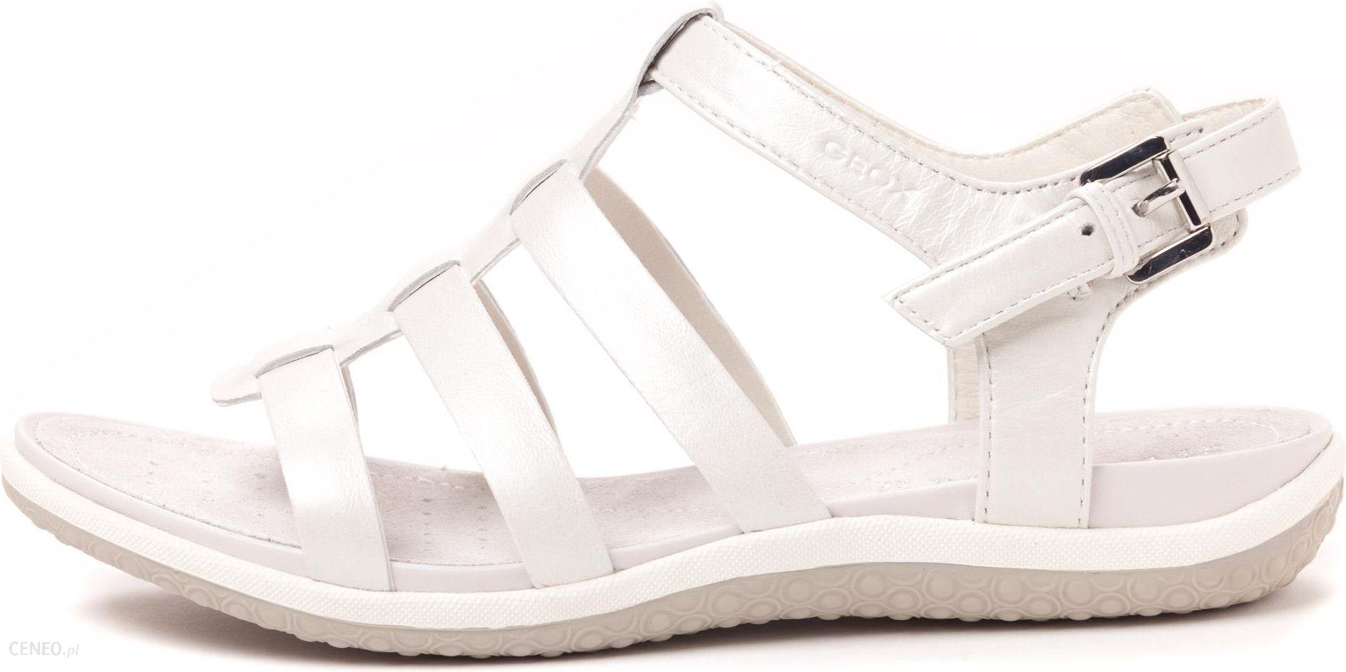 Geox sandały damskie Vega 39 białe