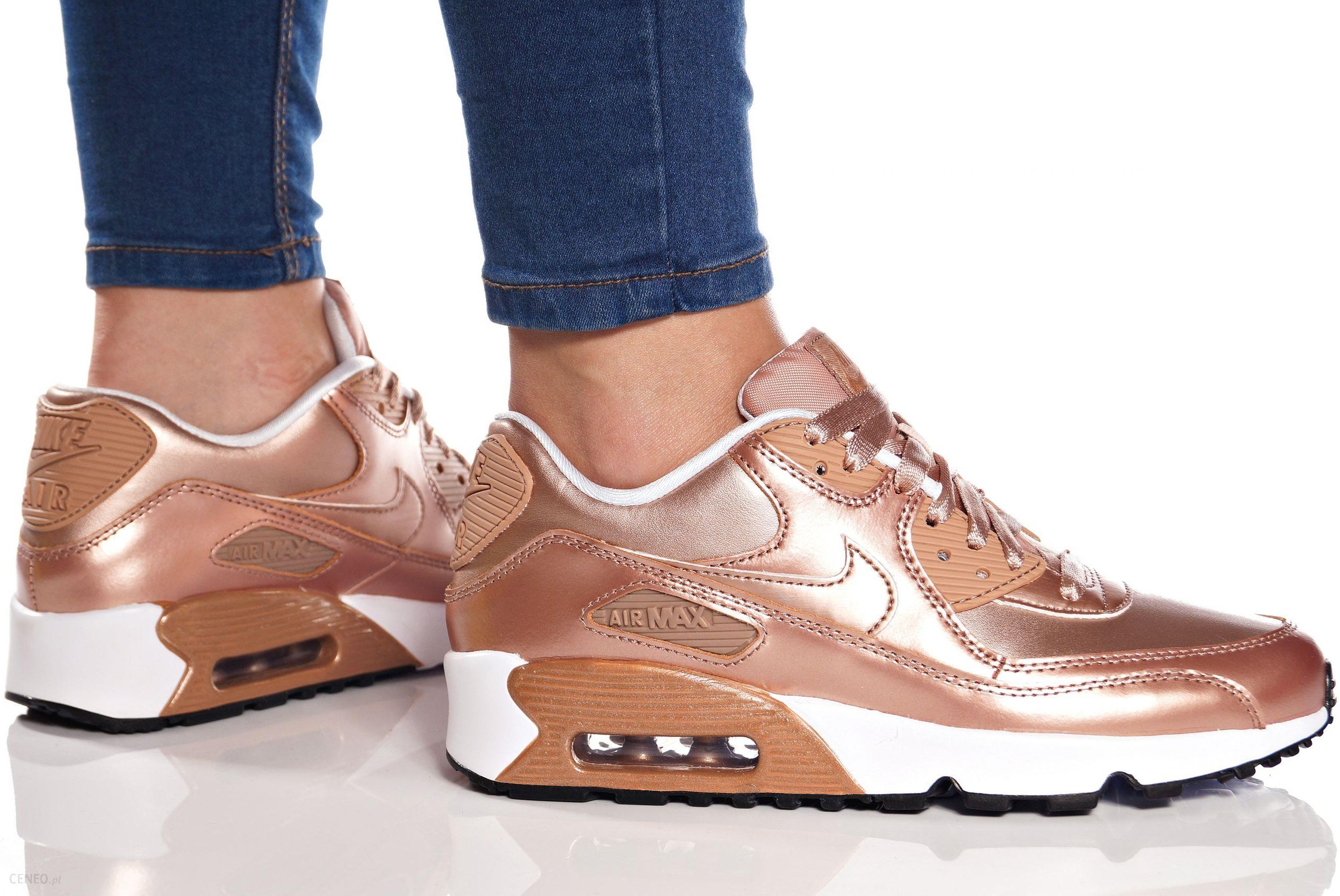 BUTY NIKE AIR MAX 90 SE LTR (GS) 859633 900