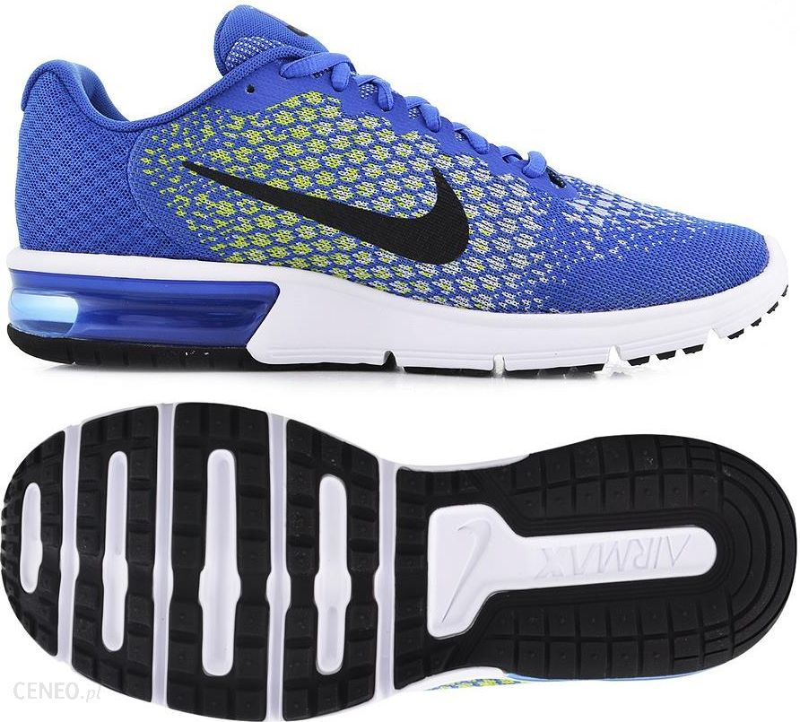 Buty NIKE AIR MAX SEQUENT 2 852461 002 MĘSKIE 44