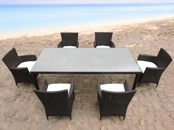 Zestaw mebli ogrodowych Rattan Outdoor Furniture Germany ...