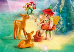 Playmobil Fairies Wróżka z sarnami (9141)