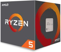 AMD Ryzen 5 1600 3,2GHz BOX (YD1600BBAEBOX)