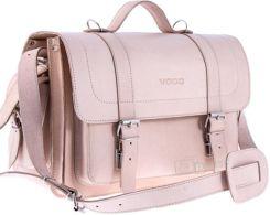 f099868a6630c Vooc Vintage P22 torba skórzana  plecak 3-komorowy - Natural - Ceny ...