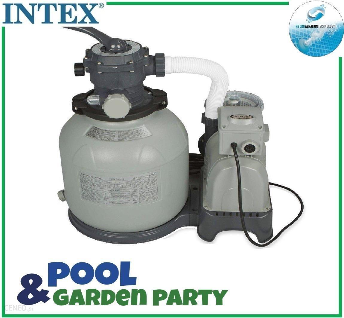 Intex Pompa Piaskowa Do Basenu 10500l H 28648 Ceny I Opinie Ceneo Pl