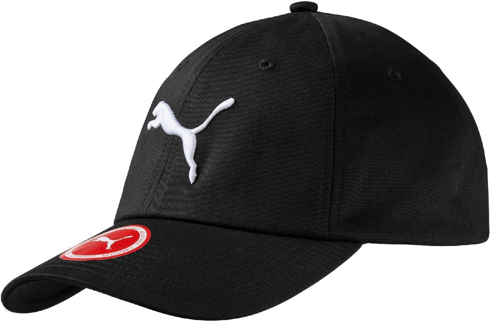 Puma czapka z daszkiem ESS Cap black Big Cat